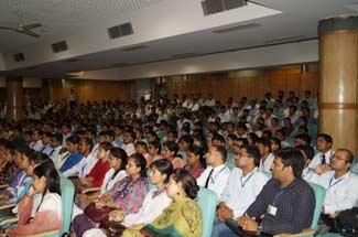 Training of 500 Probationary Officers of Allahabad Bank at Amity University