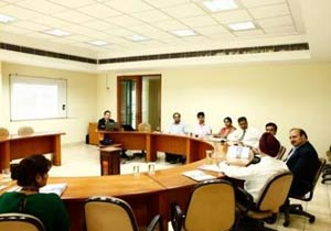 Faculty development Program at Jaipuria Institute of Management