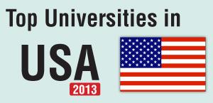 Top Universities In Usa >> Top Universities In Usa 2013