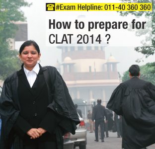 How to prepare for CLAT 2014?