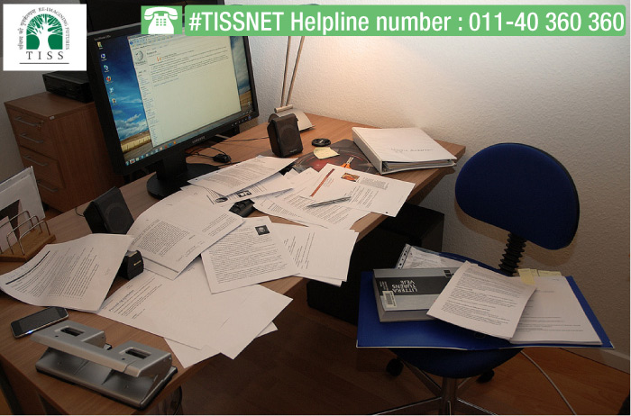 TISSNET 2014 Pre Exam Strategy