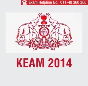 KEAM 2014 Medical