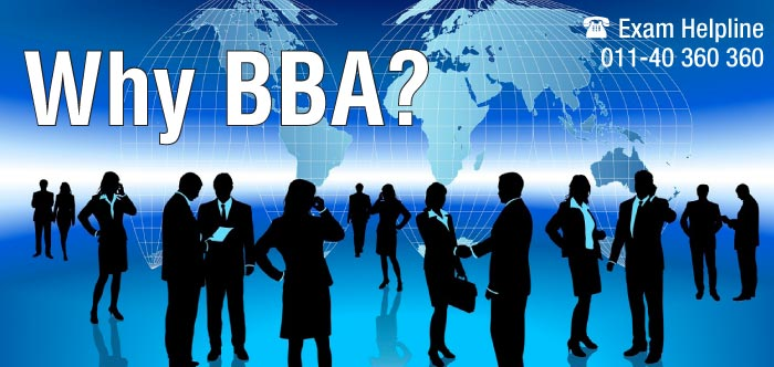 Why BBA is a winning proposition at UG level?