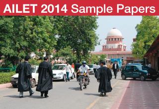AILET 2014 Sample Paper