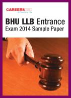 BHU LLB Entrance Exam 2014 Sample Paper
