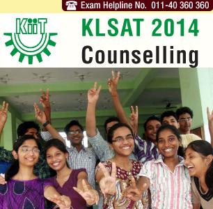 KLSAT 2014 Counselling