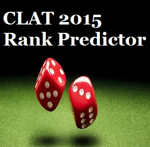 CLAT 2015 Rank Predictor