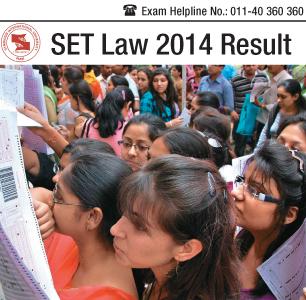 SET Law 2014 Result