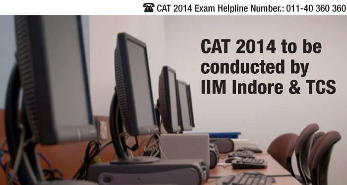 CAT 2014 to be conducted by IIM Indore; TCS to be the next conducting agency