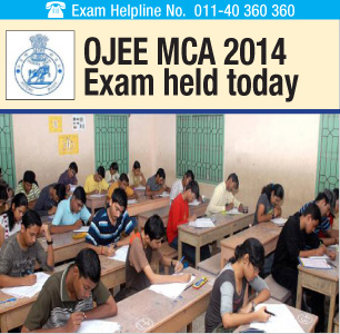 OJEE MCA 2014: Written Exam Concludes on May 11