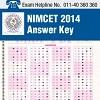 NIMCET 2014 Answer Key