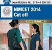 NIMCET 2014 Cutoff