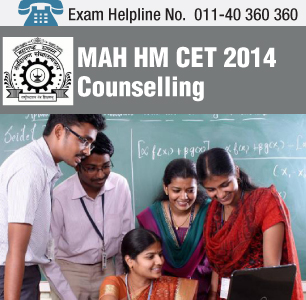 MAH HM CET 2014 Counselling