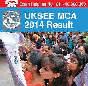 UKSEE MCA 2014 Result
