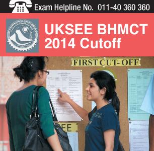 UKSEE BHMCT 2014 Cutoff