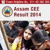 Assam CEE Medical Result 2014