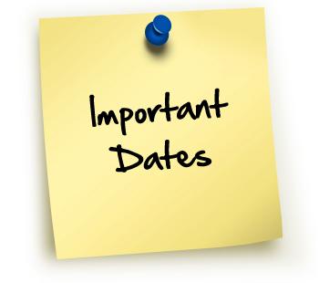 CAT 2014 Important Dates