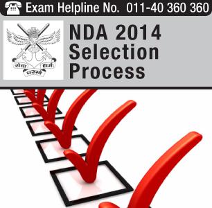 NDA II 2014 Selection Process