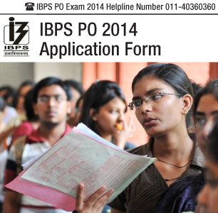IBPS PO 2014 online Application forms available from July 22