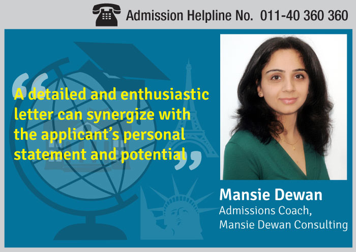 recommendation letters for study abroad mansie dewan