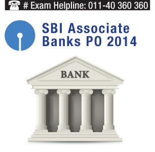 SBI Associate Banks PO 2014