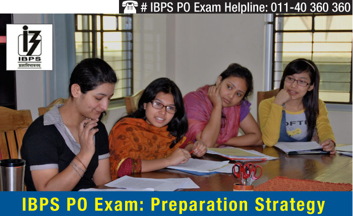 IBPS PO Exam: Preparation strategy to crack it!