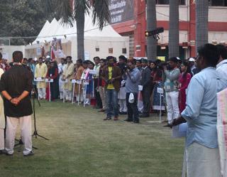 IHM Pusa inaugurates AMARANTH 2014