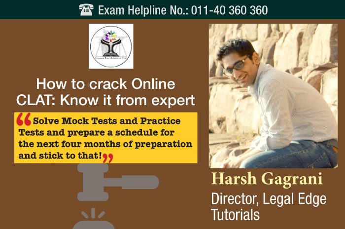 How to crack Online CLAT 2015: Know it from expert