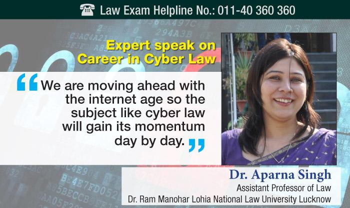 Expert speak on Career in Cyber Law