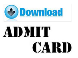 UPSEE BHMCT 2015 Admit Card