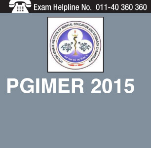 PGIMER 2015