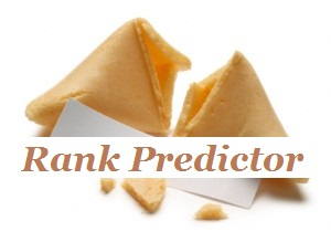 KLSAT 2015 Rank Predictor