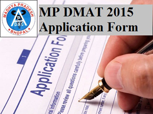 MP DMAT 2015 Application Form Available from May 12