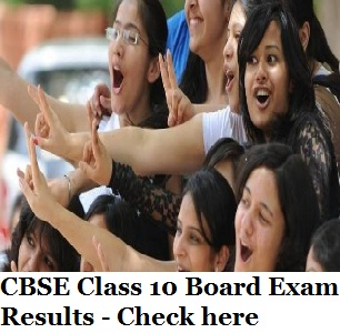 CBSE 10th Result 2015