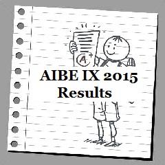 AIBE IX 2015 Result