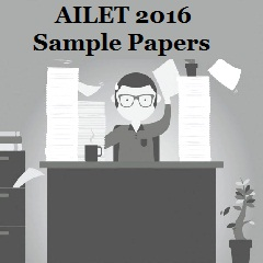 AILET 2016 Sample Papers