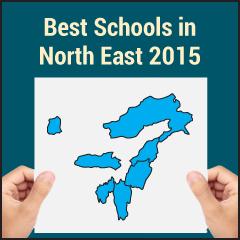 Best Schools in North East 2015