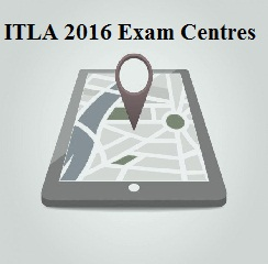ITLA 2016 Exam Centers
