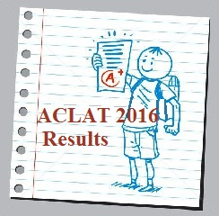 ACLAT 2016 Result