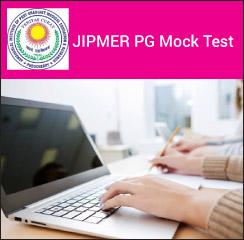 JIPMER PG Mock Test 2017