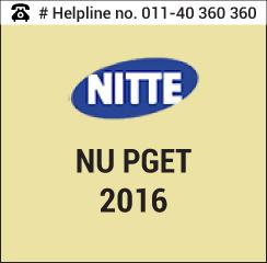 NUPGET 2016