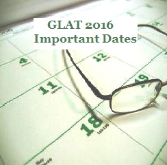 GLAT 2016 Important Dates