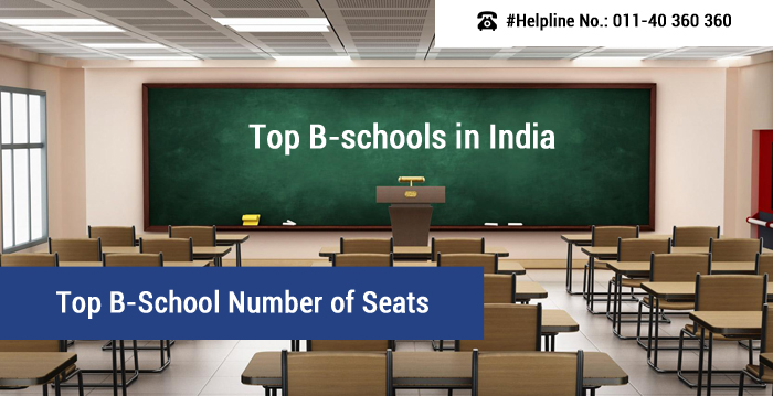 MBA Seats: Top B-schools in India and Number of Seats Offered by them