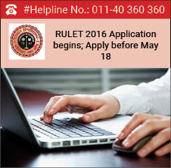 RULET 2016 Applications begins; Apply before May 18