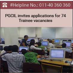 PGCIL invites applications for 74 Trainee vacancies