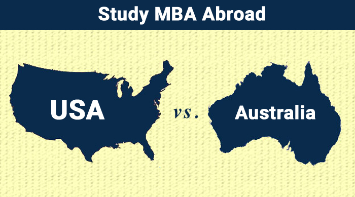 MBA in USA or Australia - Which is better?