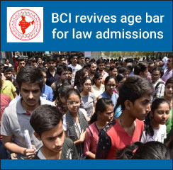 CLAT 2017: BCI revives age bar