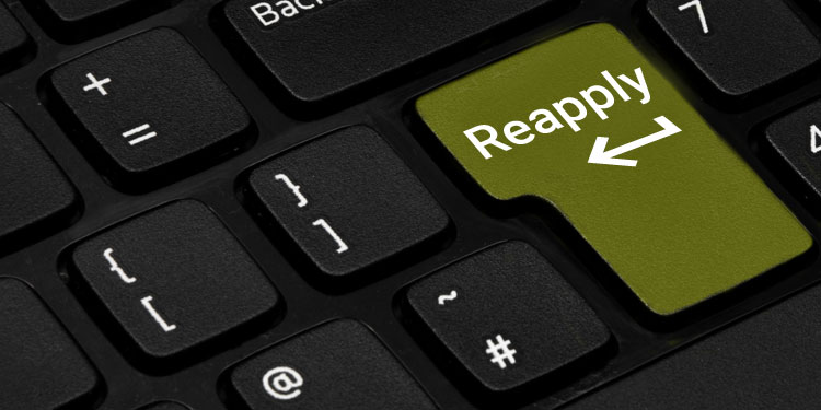 MBA Reapplication Essay: How have you improved?