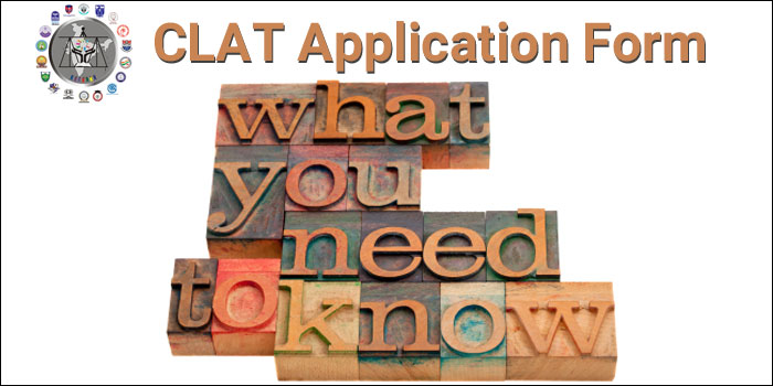 CLAT Application Form: This is what you must know before applying