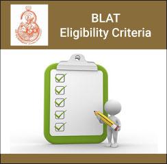 BLAT Eligibility Criteria 2017